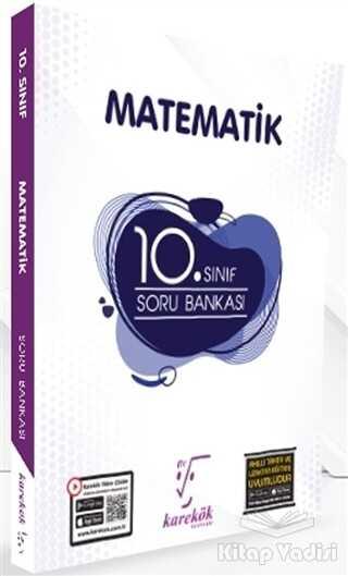 Karekök Yayıncılık - 10. Sınıf Matematik Soru Bankası