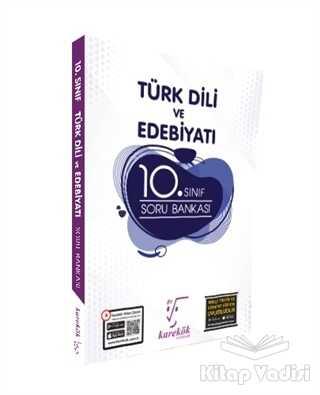 Karekök Yayıncılık - 10. Sınıf Türk Dili ve Edebiyatı Soru Bankası