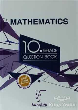 Karekök Yayıncılık - 10. th Grade Mathematics Question Book