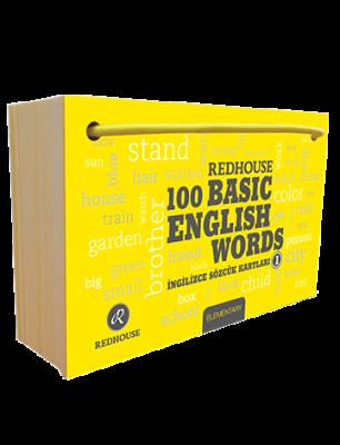 Redhouse 100 Basic English Words 1