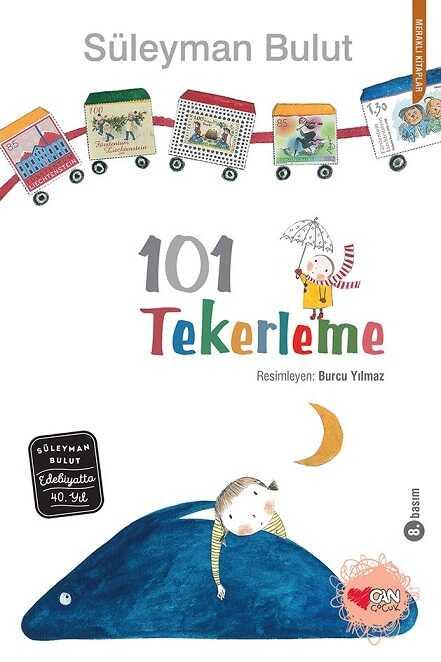 Can Çocuk Yayınları - 101 Tekerleme
