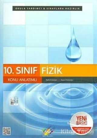 Fdd Yayınları - 10.Sınıf Fizik Konu Anlatımlı 2020