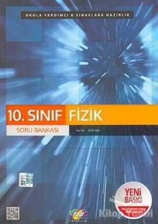 Fdd Yayınları - 10.Sınıf Fizik Soru Bankası 2020