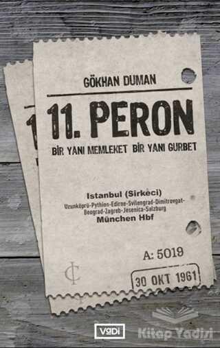Vadi Yayınları - 11. Peron