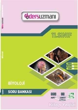 Ders Uzmanı Yayınları - 11. Sınıf Biyoloji Soru Bankası