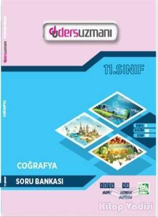 Ders Uzmanı Yayınları - 11. Sınıf Coğrafya Soru Bankası