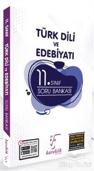 Karekök Yayıncılık - 11. Sınıf Türk Dili ve Edebiyatı Soru Bankası