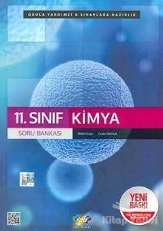 Fdd Yayınları - 11.Sınıf Kimya Soru Bankası 2020