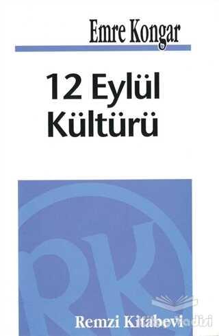 Remzi Kitabevi - 12 Eylül Kültürü