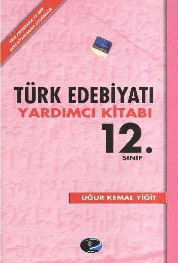 Kılavuz Yayınları - 12.Sınıf Türk Edebiyatı Yard Kitabı