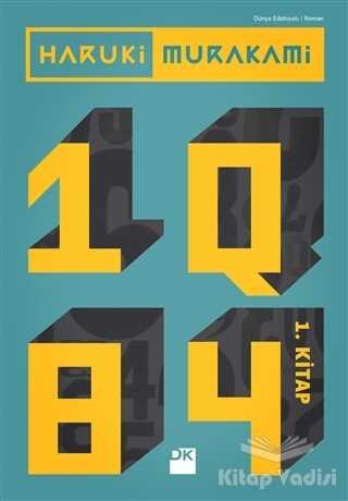 Doğan Kitap - 1Q84 - 1. Kitap