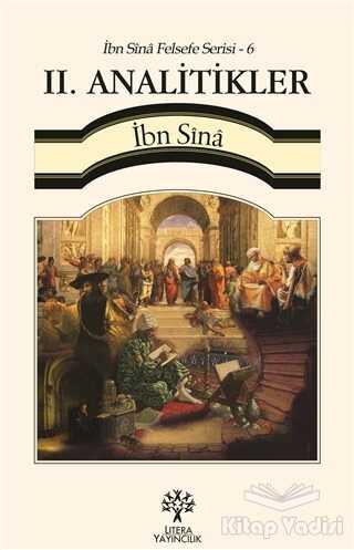 Litera Yayıncılık - 2. Analitikler / İbn Sina Felsefe Serisi - 6