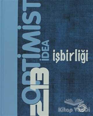 Optimist Yayın Dağıtım - 2013 Optimist İdea İşbirliği
