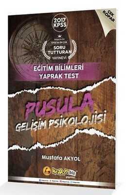 2017 Kpss Pusula Gelişim Psikolojisi Çek Kopar Yaprak Test Kitapcim.Biz Yay.