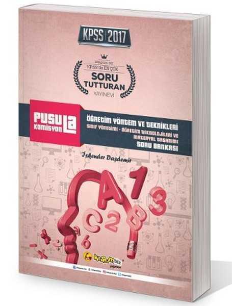 Biz Yayınları - 2017 Kpss Pusula Komisyon Öğretim Yöntem Ve Teknikleri Soru Bankası Kitapcim.Biz Yay.