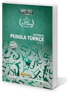 2017 Kpss Pusula Türkçe Soru Bankası Kitapcim.Biz Yayınları