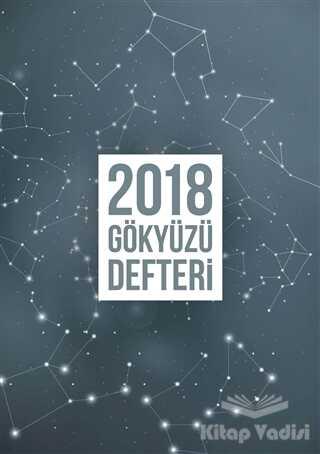 Hümanist Kitap Yayıncılık - 2018 Gökyüzü Defteri