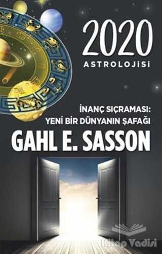 Butik Yayınları - 2020 Astrolojisi İnanç Sıçraması Yeni Bir Dünyanın Şafağı
