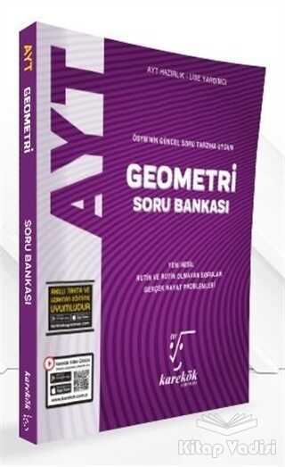 Karekök Yayıncılık - 2021 AYT Geometri Soru Bankası