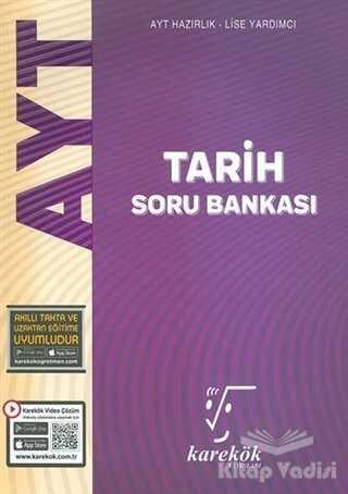 Karekök Yayıncılık - 2021 AYT Tarih Soru Bankası