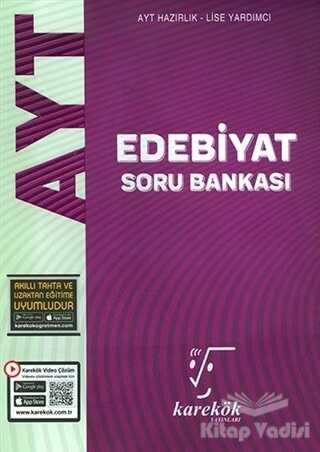 Karekök Yayıncılık - 2021 AYT Edebiyat Soru Bankası