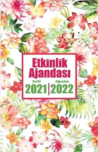Halk Kitabevi - Hobi - 2021 Eylül-2022 Ağustos Etkinlik Ajandası - Düş Bahçesi