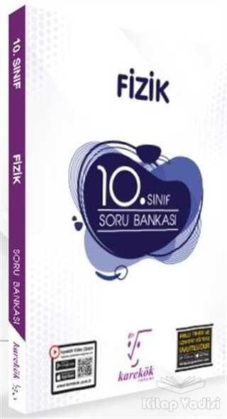 Karekök Yayıncılık - 2021 Fizik 10. Sınıf Soru Bankası