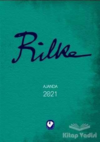 Cem Yayınevi - 2021 Rilke Ajanda
