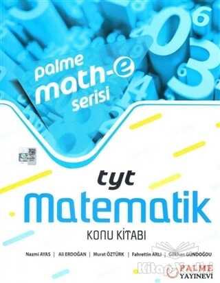 Palme Yayıncılık - Hazırlık Kitapları - 2021 TYT Matematik Konu Kitabı