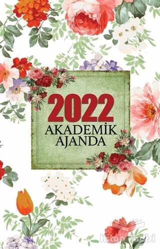 Halk Kitabevi - 2022 Akademik Ajanda – Beyaz Düş