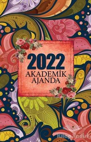 Halk Kitabevi - 2022 Akademik Ajanda – Cümbüş