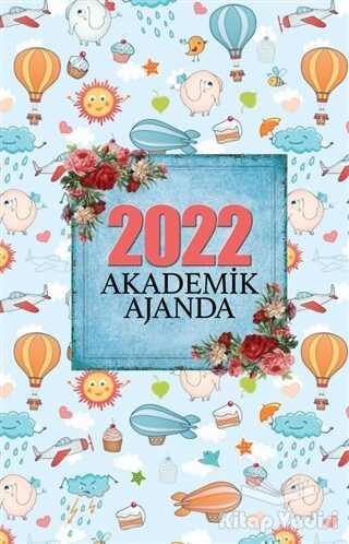 Halk Kitabevi - 2022 Akademik Ajanda - Gökyüzü
