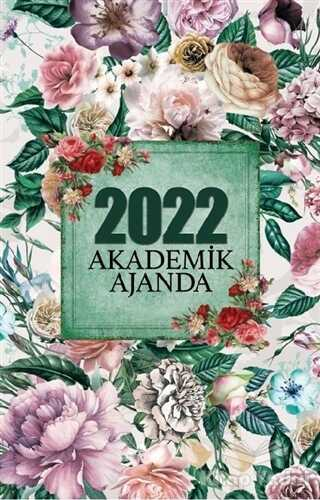 Halk Kitabevi - 2022 Akademik Ajanda – Nostalji