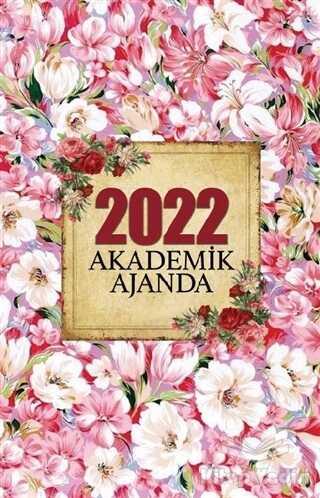 Halk Kitabevi - 2022 Akademik Ajanda – Pembe Hayaller