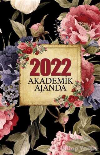 Halk Kitabevi - 2022 Akademik Ajanda – Retro