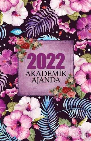 Halk Kitabevi - 2022 Akademik Ajanda – Saklı Bahçe