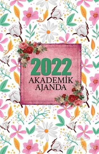 Halk Kitabevi - 2022 Akademik Ajanda – Yaz Bahçesi