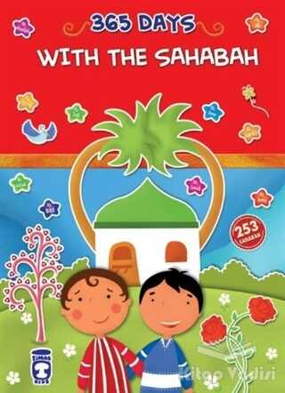 Timaş Publishing - 365 Days With The Sahabab