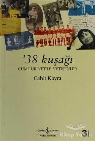 İş Bankası Kültür Yayınları - 38 Kuşağı