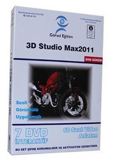 Atlas Pazarlama - 3D Studio Max. 2011 Set
