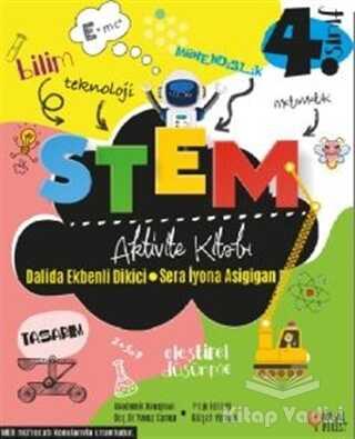 Masalperest - 4. Sınıf STEM Aktivite Kitabı