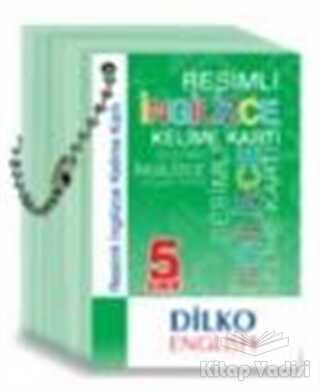 Dilko Yayıncılık - 5. Sınıf İngilizce Kelime Kartı