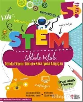 Masalperest - 5. Sınıf STEM Aktivite Kitabı