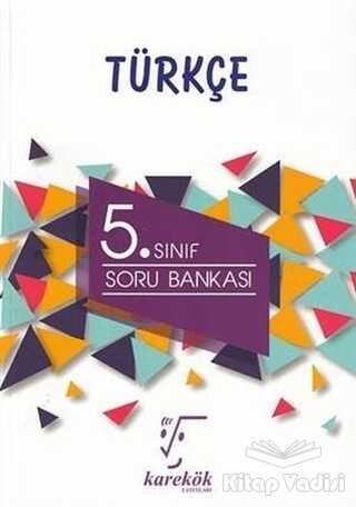 Karekök Yayıncılık - 5. Sınıf Türkçe Soru Bankası