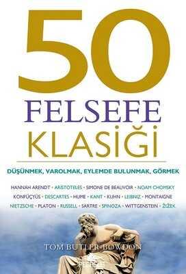 Pegasus Yayınları - 50 Felsefe Klasiği