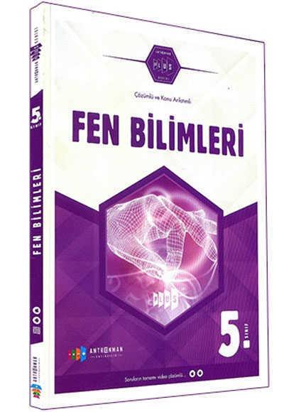 Antrenman Yayınları - 5.SINIF FEN BİLİMLERİ ÇÖZÜMLÜ KA / PLUS SERİSİ / Antrenman yay.