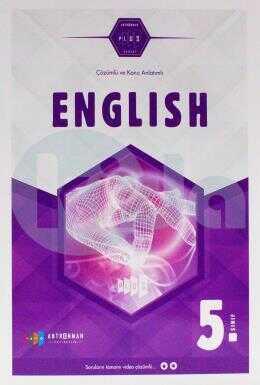 Antrenman Yayınları - 5.Sınıf İngilizce Çözümlü Ka / Plus Serisi