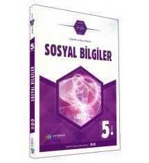 Antrenman Yayınları - 5.SINIF SOSYAL BİLGİLER ÇÖZÜMLÜ KA / PLUS SERİSİ / Antrenman yay.