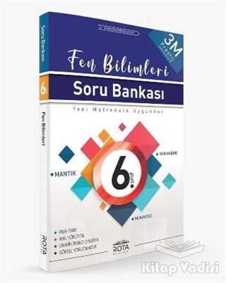 RTY Rota Yayınları - Ara Sınıf - 6. Sınıf Fen Bilimleri Soru Bankası
