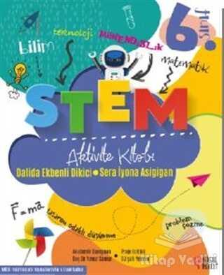 Masalperest - 6. Sınıf STEM Aktivite Kitabı